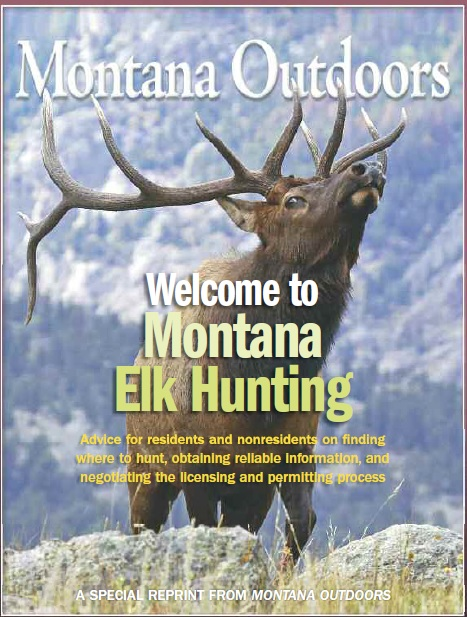 Montana Elk Hunting article